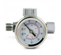 Регулятор давления с манометром Italco FR-5