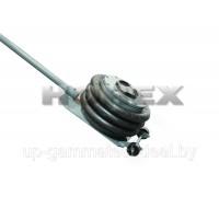 Домкрат подкатной пневматический Horex 1,8т