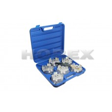 Набор чашек для снятия масляного фильтра для г/а HOREX (6 предметов)