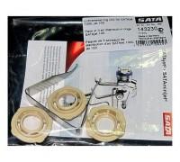 Распределительные кольца под сопло SATAjet 100 B