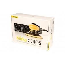 Роторно-орбитальная машинка Mirka CEROS 625CV 150 mm Central Vacuum Orbit 2,5