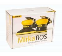 Пневматическая шлифмашинка MIRKA ROS 650CV 150мм (5,0 мм)