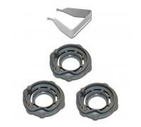 Распределительные кольца под сопло SATAjet 5000 B