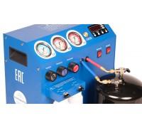 Полуавтоматическая установка для заправки автомобильных кондиционеров NORDBERG NF10E (12,4 л)