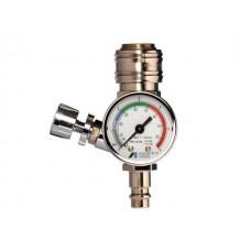 Регулятор давления воздуха с манометром Iwata AFV-2