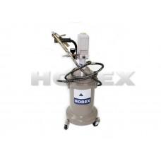 Установка для раздачи консистентных смазок  Horex пневматическая HZ 04.206