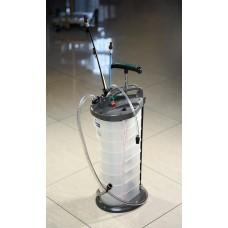 Установка для откачивания отработанного масла Horex HZ 04.113