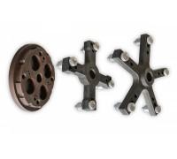 Комплект адаптеров для центровки колес грузового транспорта (CB1448)