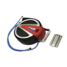 Катушка с пневмошлангом 10м для подачи сжатого воздуха Horex HL-GA10