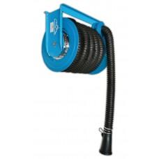 Катушка для удаления выхлопных газов HR80 (со шлангом 75 мм х 10 м)