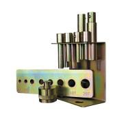 Комплект пуансонов с матрицей для гидравлических прессов Trommelberg  (12-50 тонн)