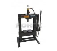 Пресс гидравлический Horex 10Т (ручной привод)