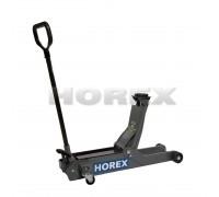 Домкрат подкатной гидравлический Horex 3.0 т (100-570 мм)