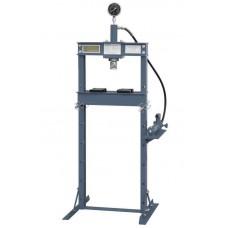 Пресс гидравлический Horex 12Т (ручной привод, ход штока 175мм)