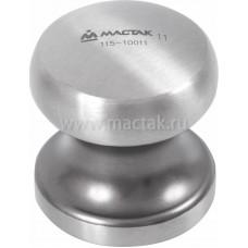 Поддержка (наковальня) литая №11, круглая печать МАСТАК 115-10011