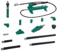Набор гидроинструмента (4т односкоростной), JONNESWAY (18 предметов)