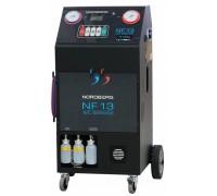 Автоматическая установка для заправки автомобильных кондиционеров, 10 кг Nordberg NF13