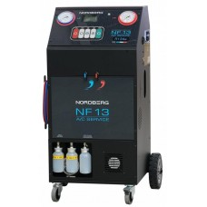 Автоматическая установка для заправки автомобильных кондиционеров Nordberg NF13 10 кг