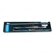 Набор слесарных монтировок 204-608 мм, пластиковая рукоятка, 4 предмета KING TONY 9TK014