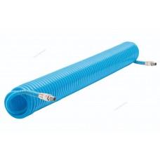 Шланг воздушный спиральный полиуретановый NORDBERG HS1015PU (Ø10х14мм, 15м)