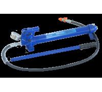 Насос гидравлический ручной AE&T T03020PM (20т) с манометром