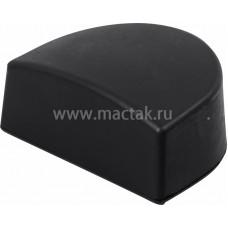 Поддержка (наковальня) резиновая, каблук МАСТАК 115-30001