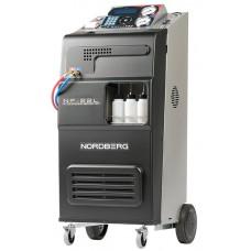 Автоматическая установка для заправки автомобильных кондиционеров, 22 л Nordberg NF22L