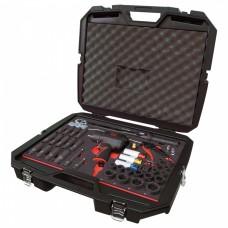 """Набор пневмоинструмента 1/2"""" с принадлежностями, кейс, 41 предмет MIGHTY SEVEN NC-4255QC"""