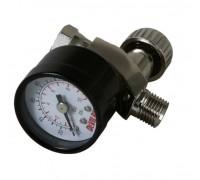 Регулятор давления воздуха с манометром Devilbiss HAV-501-B