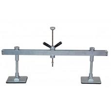 Мостик выравнивающий 0.85 м для правки с двумя опорами