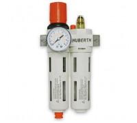 Фильтр-лубрикатор с воздушным редуктором Huberth (1050 л/мин)
