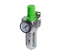 Фильтр воздушный ECO AU-01-12 с регулятором давления