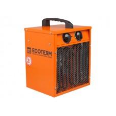 Нагреватель воздуха электрический ECOTERM EHC-03/1C