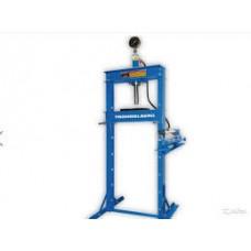 Пресс напольный Trommelberg на 12 т с манометром (Ход штока 180 мм)