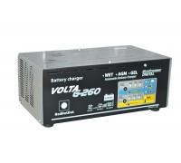 Устройство зарядное микропроцессорное RedHotDot VOLTA G-260 (6-12-24В)