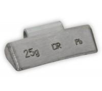 Грузик балансировочный для литых дисков 25 г