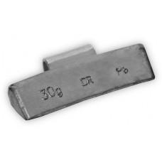 Грузик балансировочный для литых дисков 30 г