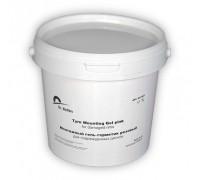 Монтажный гель-герметик для поврежденных дисков розовый (1 л)