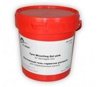 Монтажный гель-герметик для поврежденных дисков розовый (4 л)