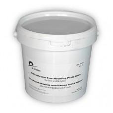 Монтажная паста для низкопрофильных шин черная (1 л)