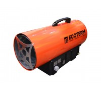 Нагреватель воздуха газовый ECOTERM GHD-10T